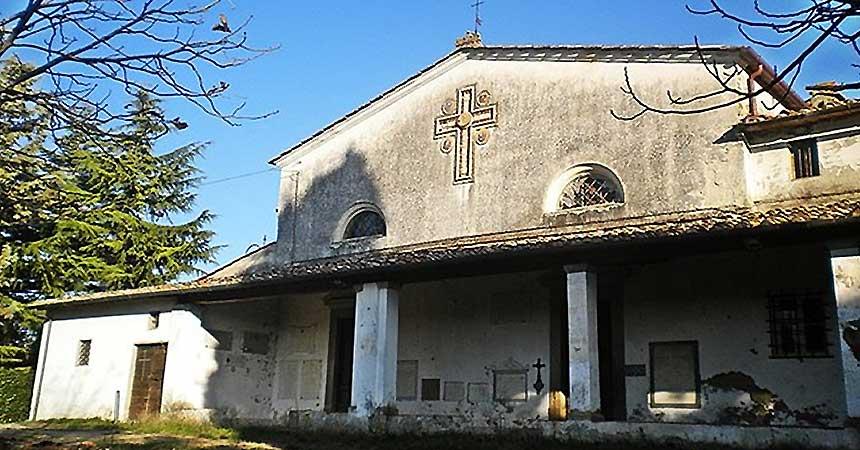 Chiesa di Santa Maria a Collebarucci