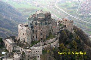 Bassa Val di Susa: la Sacra di San. Michele